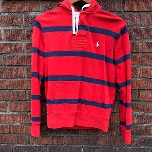 Polo Hooded Sweatshirt - Size Small - 10/10